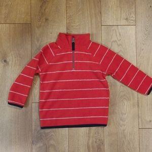 Toddler Fleece 1/4 Zip Pullover